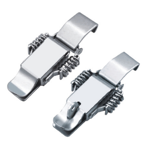 spring loaded toggle latch