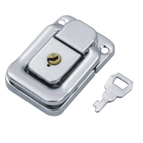 Briefcase Latch With Key