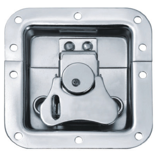 Recessed Butterfly Latch